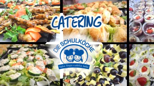 DIE SCHULKOECHE Event Catering Berlin