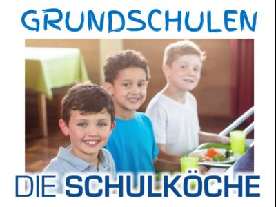 DIE SCHULKOECHE Schulessen Grundschulen Berlin