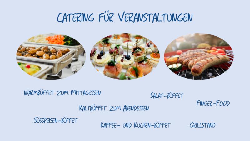 Event-Catering von DIE SCHULKÖCHE