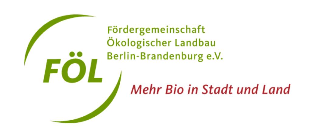 Fördergemeinschaft Ökologischer Landbau Berlin Brandenburg e.V.